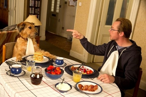 5.8.15 - Robin Williams' Final Performance Is as a Talking Dog3