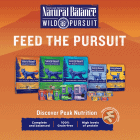 Natural Balance Wild Pursuit: Peak Nourishment, the Way Mother Nature Intended