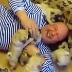 Night of the Adorable Puppy Swarm!
