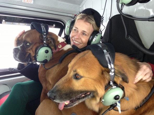 7.18.15 - Chelsea Handler Adopts New Dog4