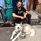 7.29.15 - Hasidic Dog Walker