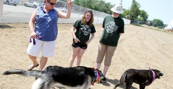 Dog Park Opens Thanks to Efforts of Girl Scout