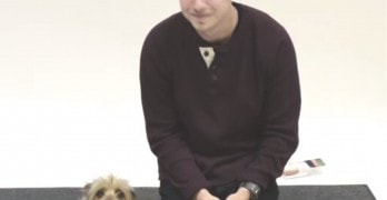 Man Masters the Art of Barking