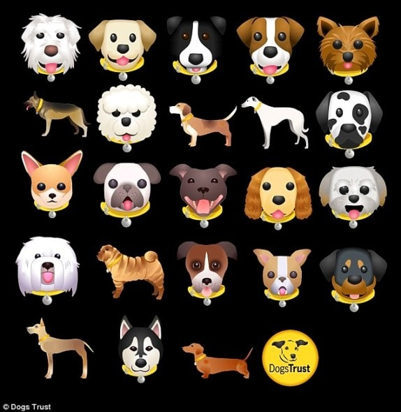 8.27.15 - Dog Emoji Keyboard Will Help Dogs in Need1