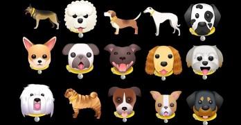 Dog Emoji Keyboard Created by Animal Welfare Group