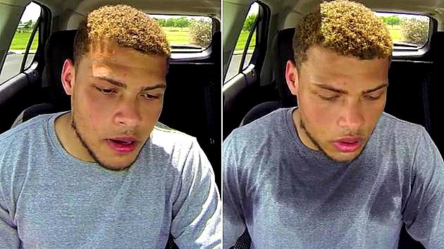NFL Player Suffers in Hot Car to Raise Awareness