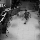 Karma: Man Tries Kicking Dog but Hurts Himself Instead