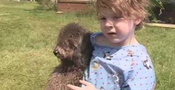 Toddler and Dog Rescued from 23 Ft. Deep Well