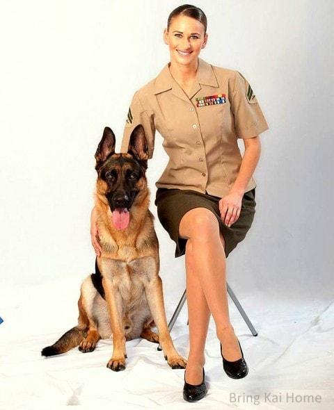 9.16.15 - Facebook Reunites Marine with Stolen Service Dog2