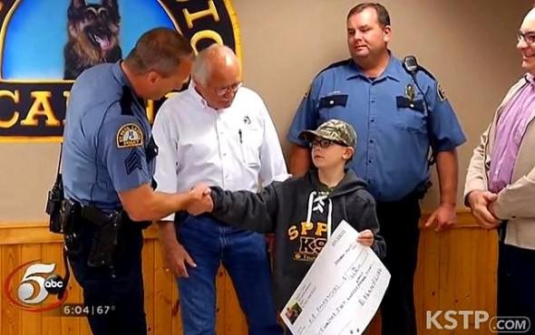 9.24.15 - Nine-Year-Old Spends Birthday Money on K-9 Vest2