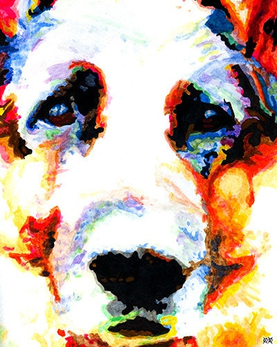 10.25.15 - Blind Man Paints the Most Beautiful Dog Portraits11