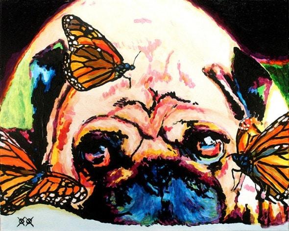 10.25.15 - Blind Man Paints the Most Beautiful Dog Portraits14