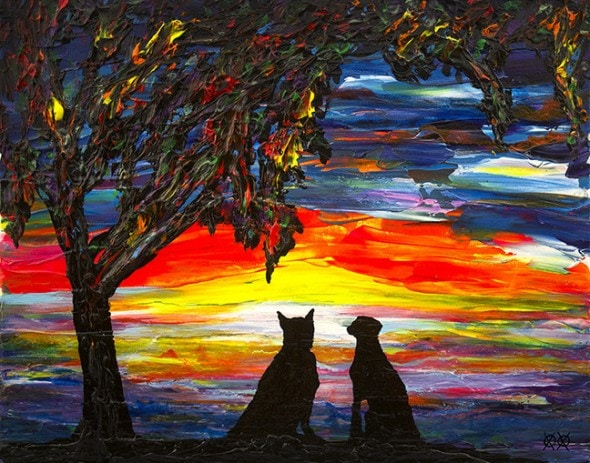10.25.15 - Blind Man Paints the Most Beautiful Dog Portraits5