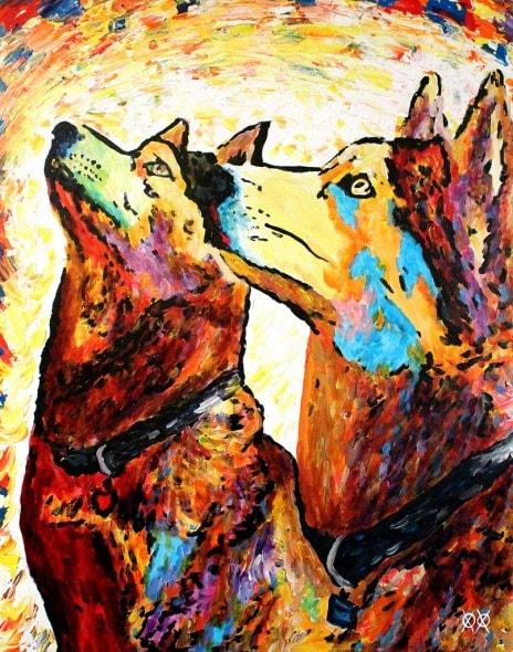 10.25.15 - Blind Man Paints the Most Beautiful Dog Portraits7