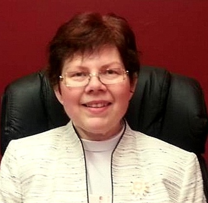 Reverend Cindy Sever of the Grace Episcopal Church in Lockport