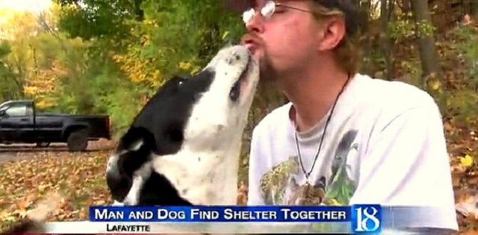 Homeless Man's Pleas to Help His Dog Are Answered