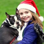 """Santa"" Brings Home Little Girl's Stolen Dog"