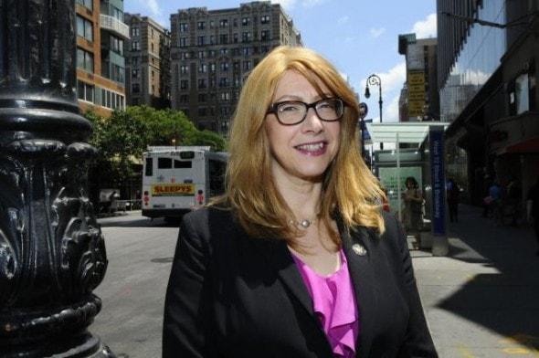 New York State Assemblywoman Linda Rosenthal (D-Manhattan)
