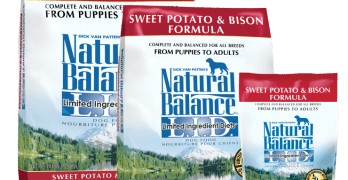 Natural Balance L.I.D. – a Natural Answer for Pet Food Allergies