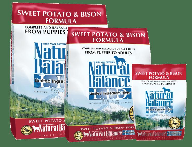 natural balance l.i.d. bison formula
