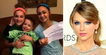 Taylor Swift Donates $10,000 for Autistic Boy's Service Dog