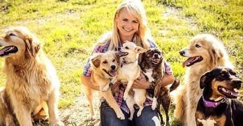 Miranda Lambert Opens an Animal Sanctuary