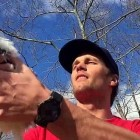 Tom Brady Goes All Lion King with His New Rescue Dog