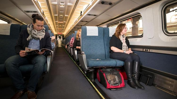 Amtrak to allow small pets as travel companions for Airlines that allow dogs in cabin