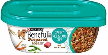 RECALL: Purina Recalls 10-Ounce Wet Dog Food Containers