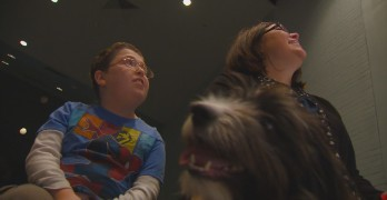 School Rallies Behind Student and His Service Dog in Training
