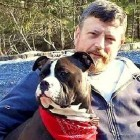 Dog Scheduled to Be Euthanized Now Being Spoiled Rotten!