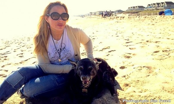 5.13.16 - I Rescued My Dog Augusta, But She Really Rescued Me1