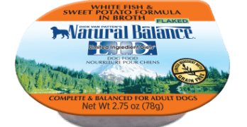 New Product Review: Limited Ingredient Wet Cup Diets from Natural Balance