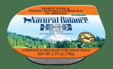 natural balance LID