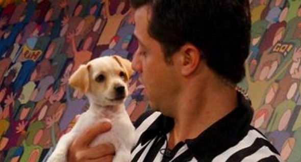 Toby and the Ref