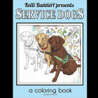 Coloring Enthusiastics and Service Dogs Lovers Rejoice! Here is the Perfect Book