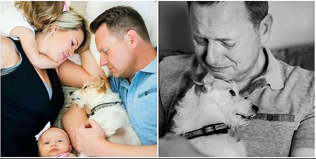 News Anchor Says Farewell to His Beloved Dog With a Bucket List & Heart-Touching Tribute