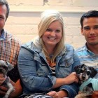 6.21.16 - UPDATE - Dogs Wrapped in Cocoons of Matted Fur Find the Perfect Family – Together9
