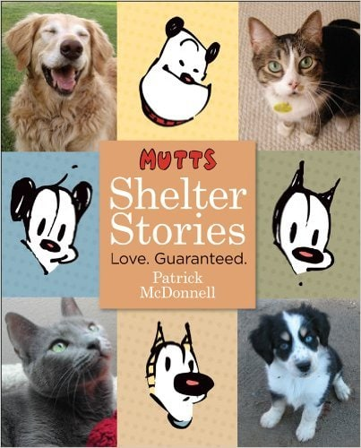 MUTTS book