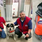 Lowe's Hires Man with Service Dog, Photo Goes Viral