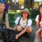 Hikers Rescue Dog Swept Away in Colorado Creek