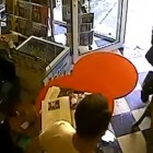 Dog Comes to Store Worker's Aid and Chases Away Robber on Video!