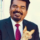 Actor George Lopez Has A Special Bond with Rescue Pup Owen