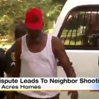 8.10.16 - Man Shoots Neighbor