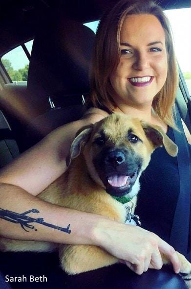 8.30.16 - Moron Posts Dog Abuse on Facebook2