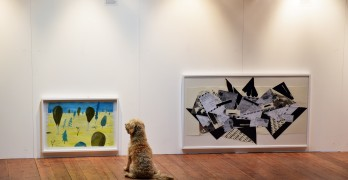 Nose for Art? London Hosts First-Ever Exhibition Just for Dogs!