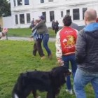 Caught on Camera: Scuffle at Dog Park After Man Kicks Dog!
