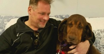 Hound Dog Meets Devil Dog: A Military Love Story