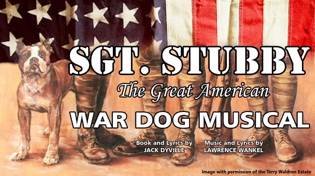 Sgt. Stubby the Great American War Dog Musical Coming to Off-Broadway