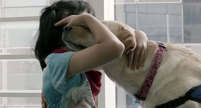 Special Children Deserve Special Dogs…and Telly is Very Special